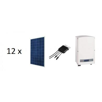 3 kW-os kulcsrakész okos (SMART) rendszer