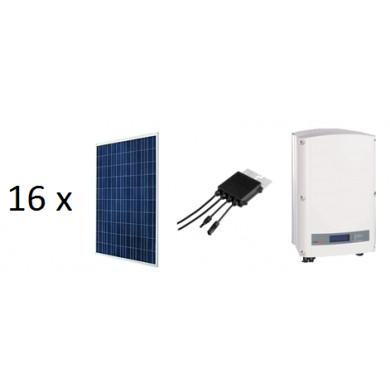 4.3 kW-os kulcsrakész okos (SMART) rendszer